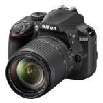 Фото - Nikon Nikon D3400 + AF-P 18-140 VR KIT (VBA490KV01)