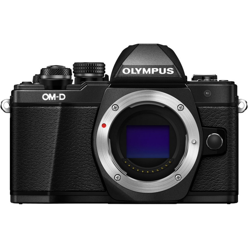 Купить - Olympus E-M10 mark II Body black (V207050BE000)