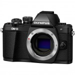Фото Olympus E-M10 mark II Body black (V207050BE000)
