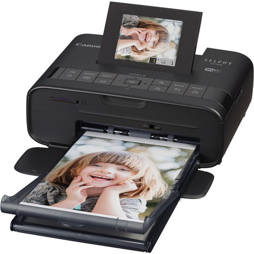 Купить - Canon Canon SELPHY CP1200 Black (0599C012) + картридж на 54 снимка !!!