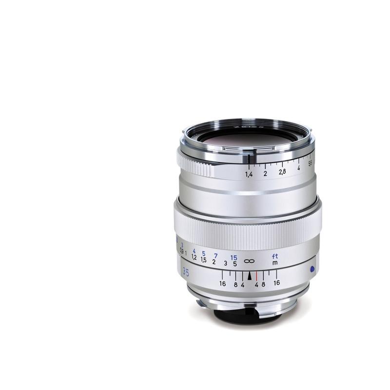 Купить - ZEISS  Distagon T* 1,4/35 ZM Silver