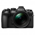 Фото - Olympus E-M1 mark II 12-40 Kit black/black (V207061BE000)