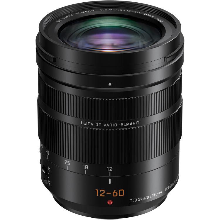 Купить - Panasonic Panasonic Leica DG Vario-Elmarit 12-60mm f/2.8-4 ASPH. POWER O.I.S. (H-ES12060E)