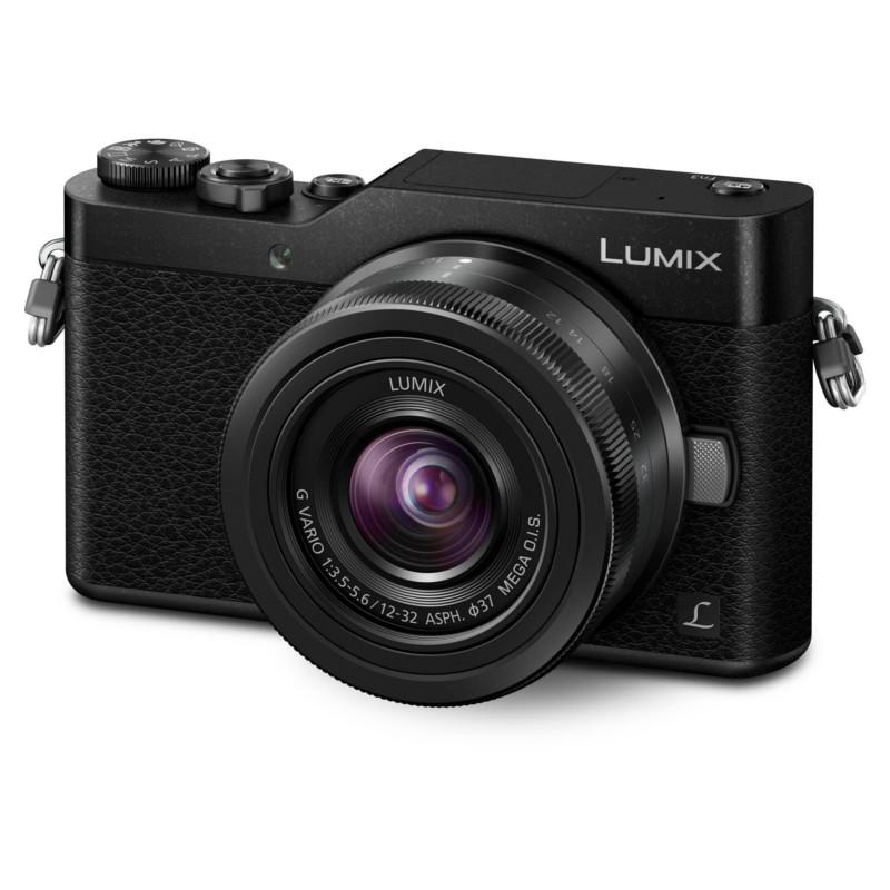 Купить - Panasonic Panasonic Lumix DC-GX800 kit 12-32mm (DC-GX800KEEK)