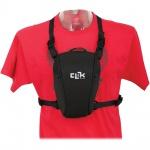 Фото - Clik Elite CLIK ELITE сумка для фото STANDARD SLR CHEST CARRIER BLACK (CE702BK)