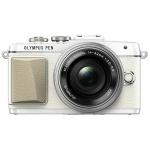 Фото - Olympus OLYMPUS E-PL7 14-42 mm Pancake Zoom Kit white/silver