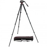 Фото - Manfrotto   502 ALU SINGLE LEG VIDEO SYS (MVK502AQ)