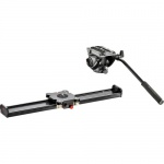 Фото - Manfrotto   Slider 60 + 500 head (MVS060AMVH500AH)