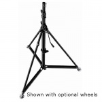 Фото - Manfrotto   SUPER WIND UP BLCK STEEL STAND (387XBU)
