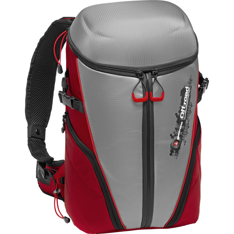 Купить - Manfrotto   Off road Stunt Backpack Grey (MB OR-ACT-BPGY)