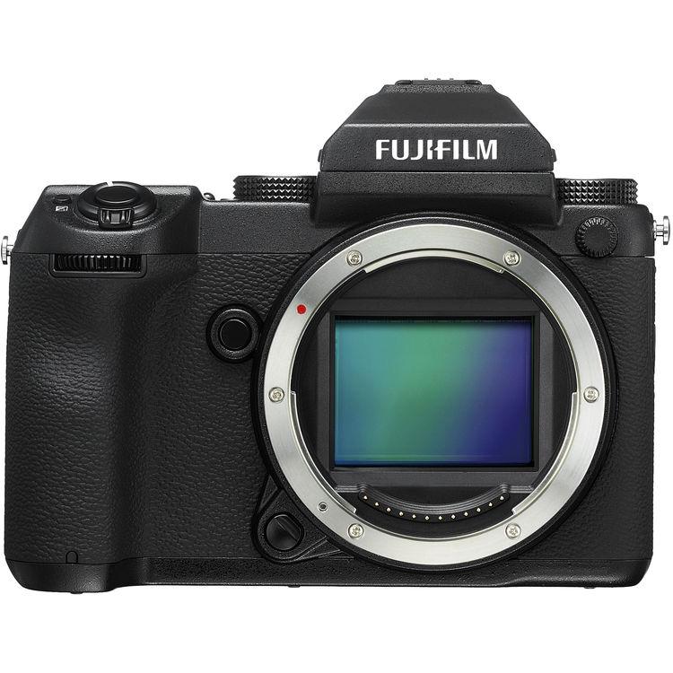 Купить - Fujifilm Fujifilm GFX 50S Body