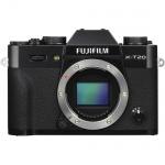 Фото - Fujifilm Цифровая фотокамера Fujifilm X-T20 body Black (16542555)