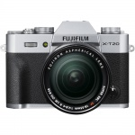Фото - Fujifilm Fujifilm X-T20 + XF 18-55mm F2.8-4R Kit Silver
