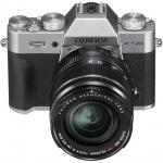 Фото Fujifilm Fujifilm X-T20 + XF 18-55mm F2.8-4R Kit Silver