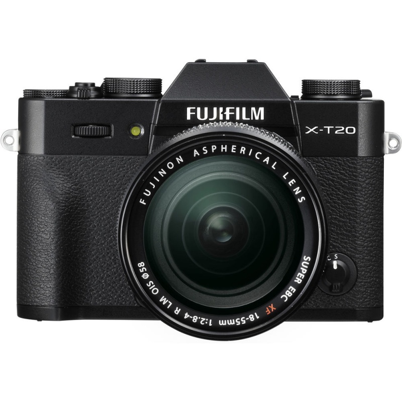 Купить - Fujifilm Fujifilm X-T20 + XF 18-55mm F2.8-4R Kit Black (16542816)