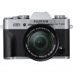 Фото - Fujifilm Fujifilm X-T20 + XF 16-50mm F3.5-5.6R Kit Black Silver