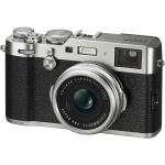 Фото - Fujifilm Цифр. фотокамера Fujifilm FinePix X100F Silver (16534613)