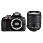 Фото - Nikon Nikon D3400 + 18-105VR