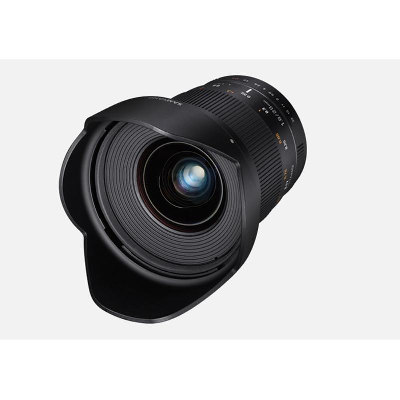 Купить - Samyang Samyang 20mm F1.8 ED AS UMC Canon