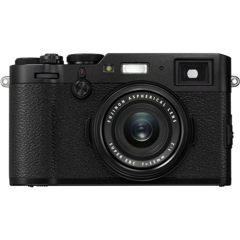 Купить - Fujifilm Цифровая фотокамера Fujifilm FinePix X100F Black (16534687)