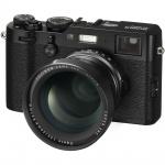 Фото Fujifilm Цифровая фотокамера Fujifilm FinePix X100F Black (16534687)