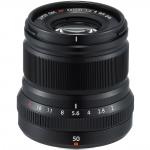 Фото - Fujifilm Объектив Fujifilm XF 50mm F2.0 R WR Black (16536611)