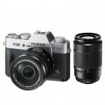 Фото - Fujifilm Fujifilm X-T20 + XC 16-50 + 50-230mm Kit Silver (16543200)