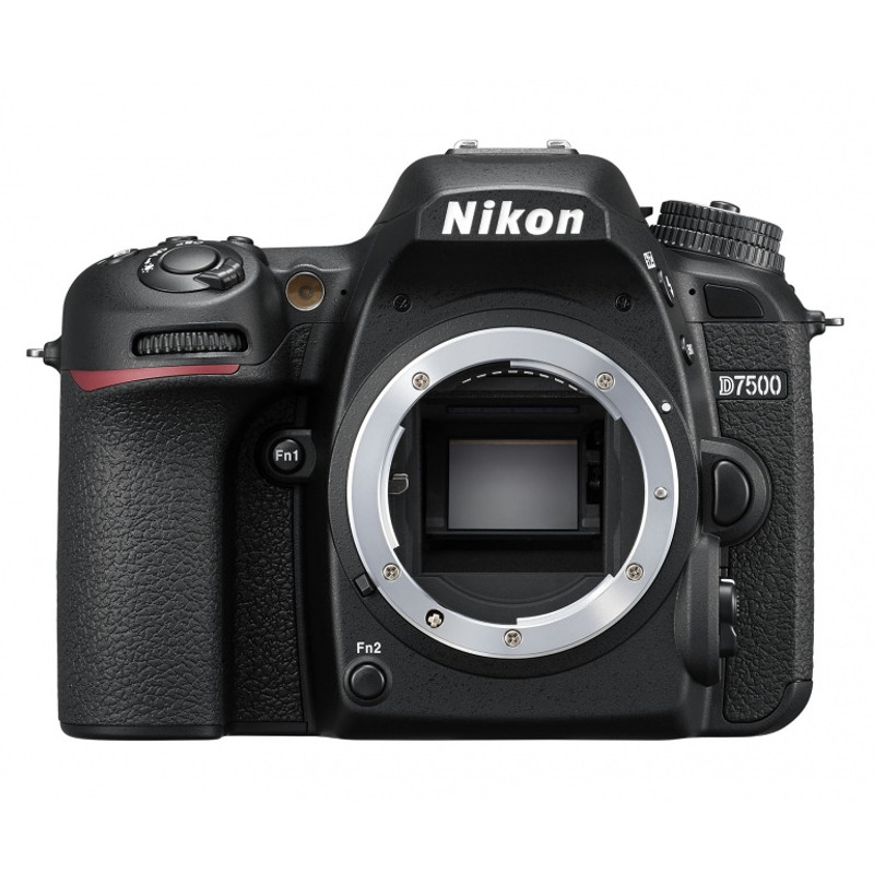 Купить - Nikon Nikon D7500 Body (VBA510AE)