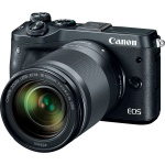 Фото - Canon Canon EOS M6 Kit 18-150 IS STM Black  (1724C044)