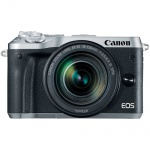 Фото - Canon Canon EOS M6 Kit 18-150 IS STM Silver (1725C043)