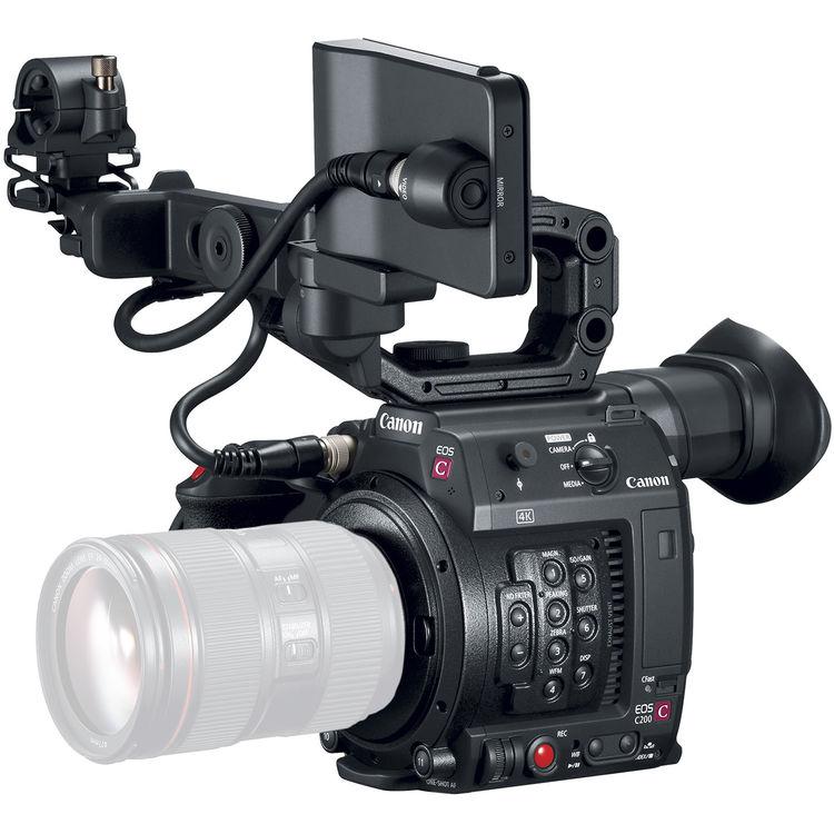 Купить - Canon Canon EOS C200
