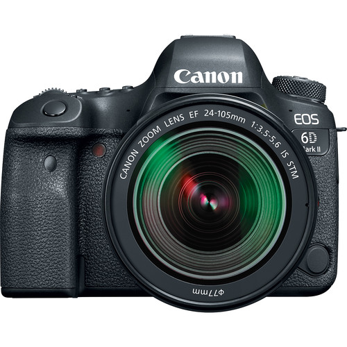 Купить - Canon Canon EOS 6D Mark II kit EF 24-105mm IS STM (EU)