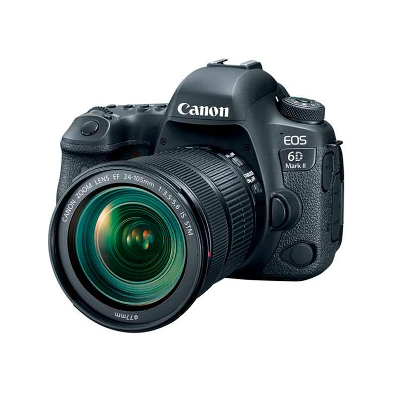 Купить - Canon Canon EOS 6D Mark II kit EF 24-105 IS STM + Сертификат на 5100 грн!!!
