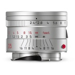 Фото - Leica LEICA SUMMARIT-M 35mm f/2.4 ASPH., silver anodized finish