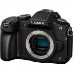 Фото Panasonic Panasonic Lumix DMC-G80 Body (DMC-G80EE-K)