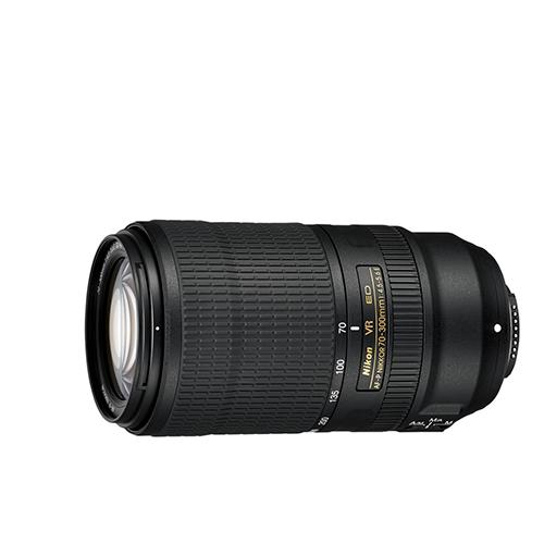 Купить - Nikon AF-P NIKKOR 70–300мм ED VR