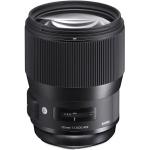 Фото - Sigma SIGMA AF 135mm F1.8 DG HSM for Canon EF