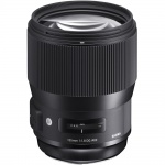 Фото - Sigma Sigma 135mm f/1.8 DG HSM Art Lens for Canon