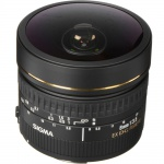 Фото - Sigma Sigma 8mm F3.5 EX DG Circular Fisheye Canon