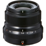 Фото - Fujifilm Объектив Fujifilm XF 23mm F2.0 Black (16523169)