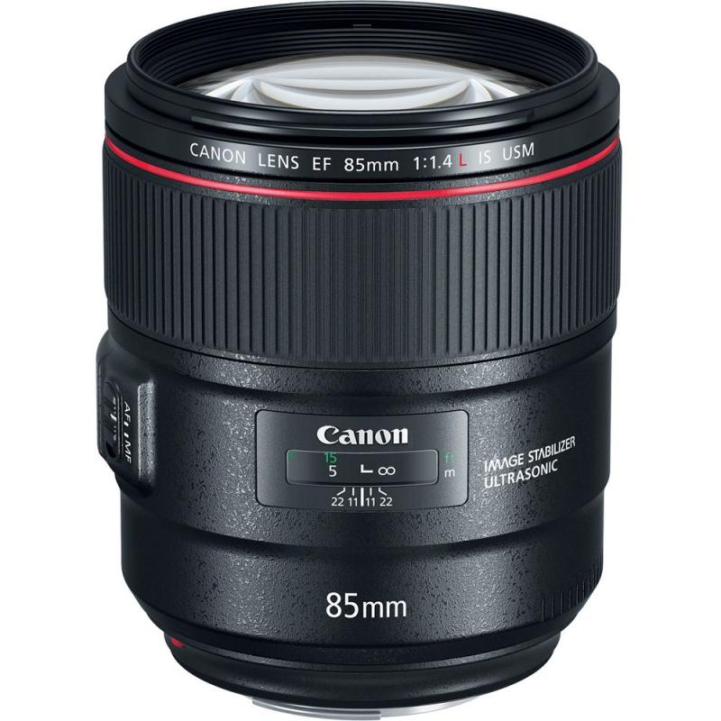 Купить - Canon Canon EF 85mm f/1.4L IS USM (EU)