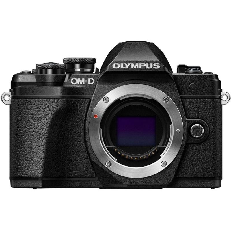 Купить - Olympus Olympus OM-D E-M10 Mark III Black