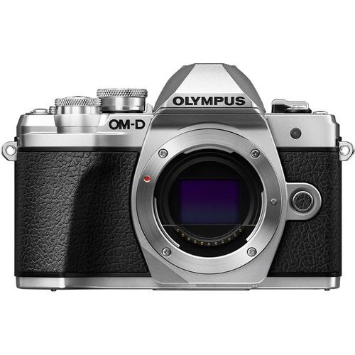Купить - Olympus Olympus OM-D E-M10 Mark III Silver
