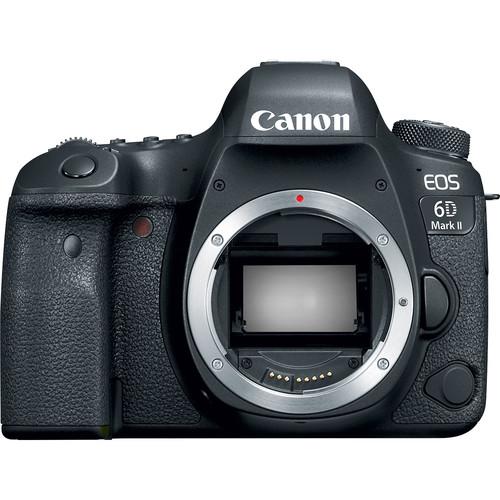 Купить - Canon Canon EOS 6D Mark II Body (EU)