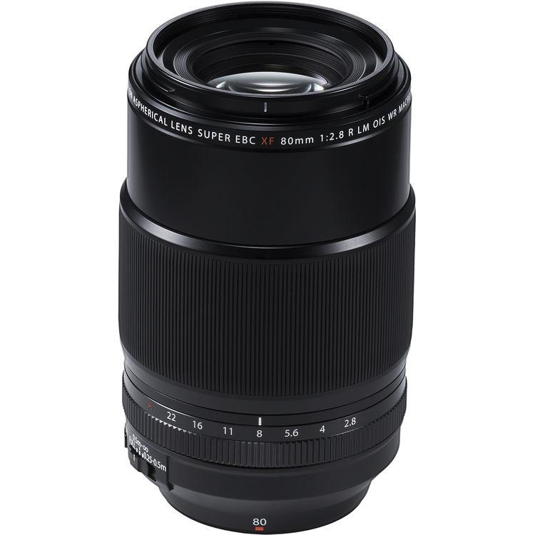 Купить - Fujifilm Fujifilm XF 80mm f/2.8 R LM OIS WR Macro Lens