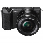 Фото Sony Sony Alpha 5100 kit 16-50 Black (ILCE5100LB.CEC)