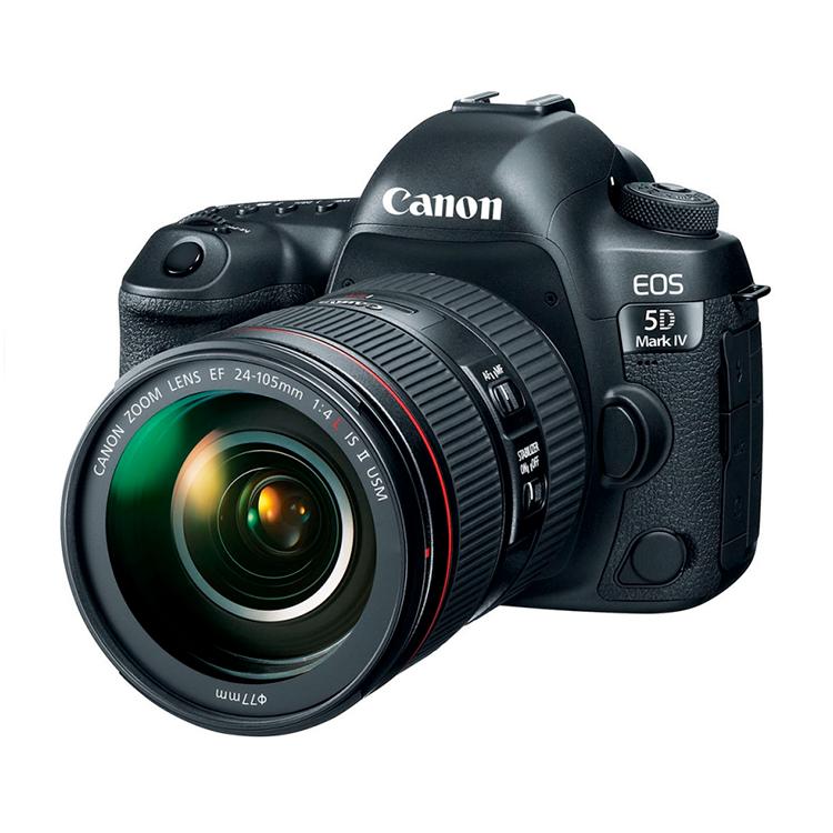 Купить - Canon Canon EOS 5D Mark IV kit EF 24-105 4L ІS ІІ