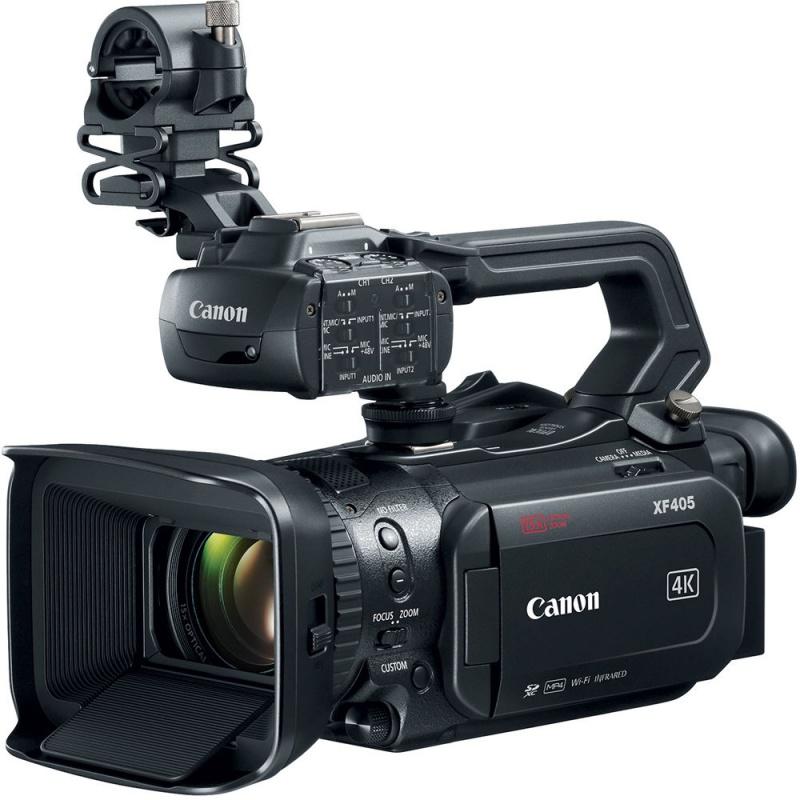 Купить - Canon Canon XF405 Camcorder with HDMI 2.0 & 3G-SDI Output