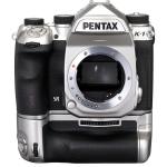 Фото - Pentax Зеркальная фотокамера PENTAX K-1 Limited Silver (бат. блок, 2 аккумулятора, крышечка с гравировкой) (S0019967)