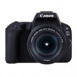 Фото - Canon Canon EOS 200D kit EF-S 18-55 DCIII Black (Официальная гарантия)